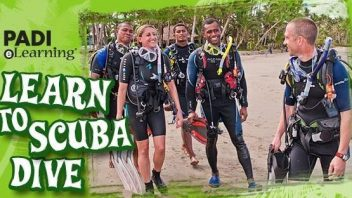 Get your scuba certification with Ocean Extreme